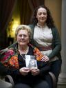 """Presentado con éxito de público y ventas el libro """"Cosas y casos de una matrona rural"""""""